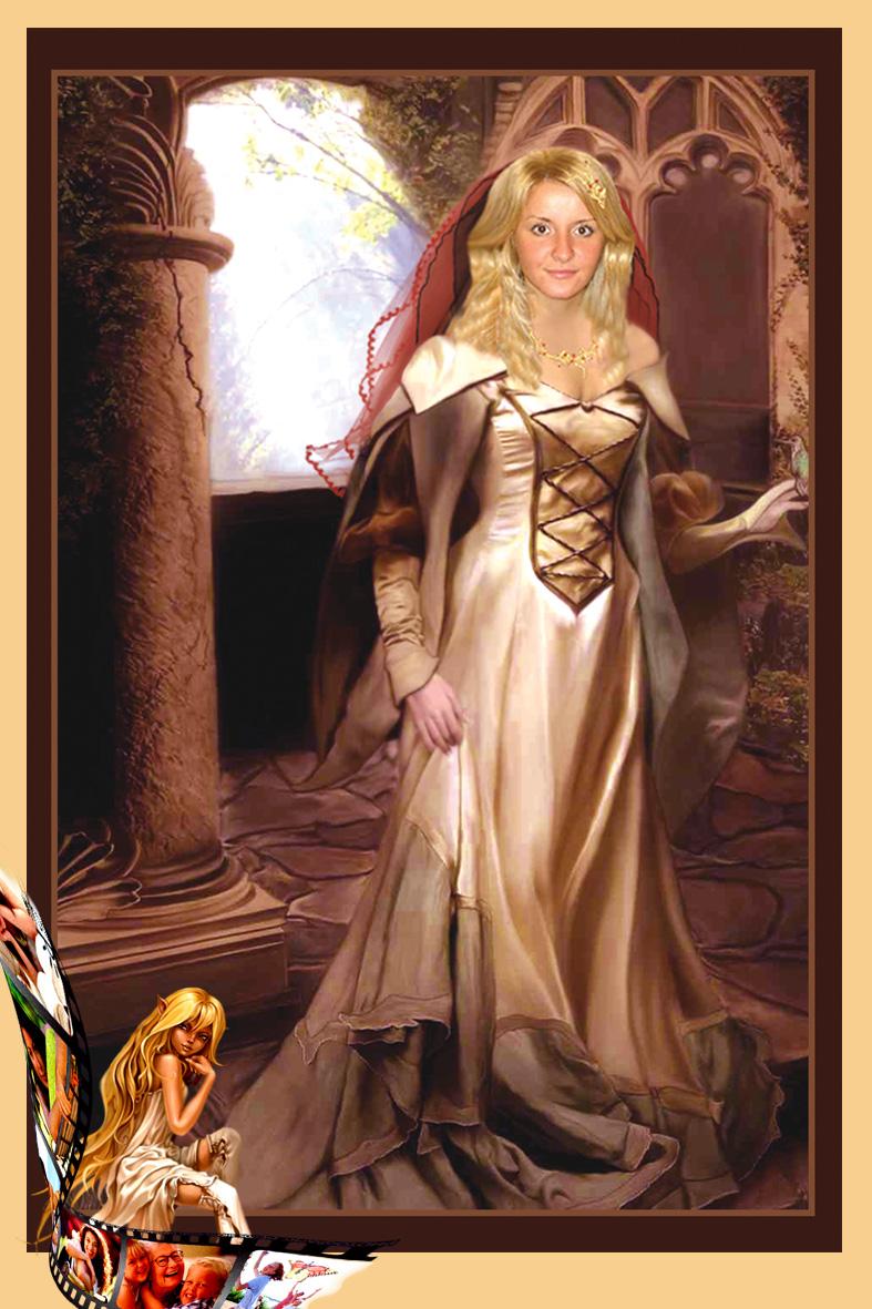 Ladies who dress as elves nudes image